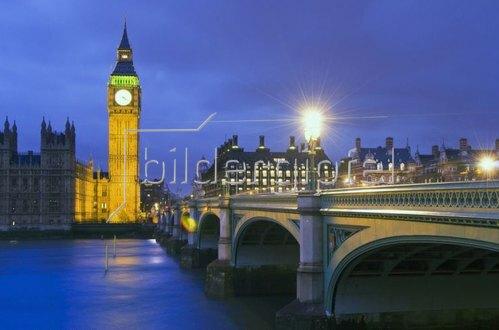 Westminster Bridge, Palace of Westminster, Big Ben, London, Gro?britannien, Vereinigtes Königreich