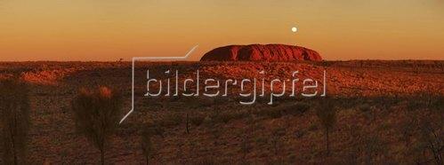 Uluru, Uluru-Kata-Tjuta National Park, Northern Territory, Australien