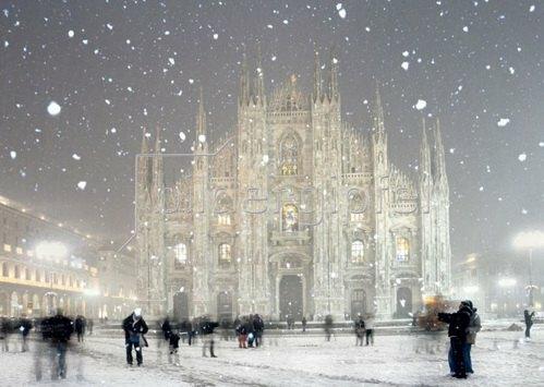 Mailand Im Winter : mail nder dom piazza duomo mailand provinz milano lombardei italien kunstdruck ~ Frokenaadalensverden.com Haus und Dekorationen