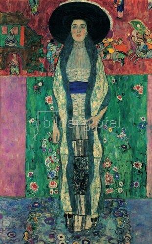 Gustav Klimt: Bildnis Adele Bloch-Bauer II. / 1912