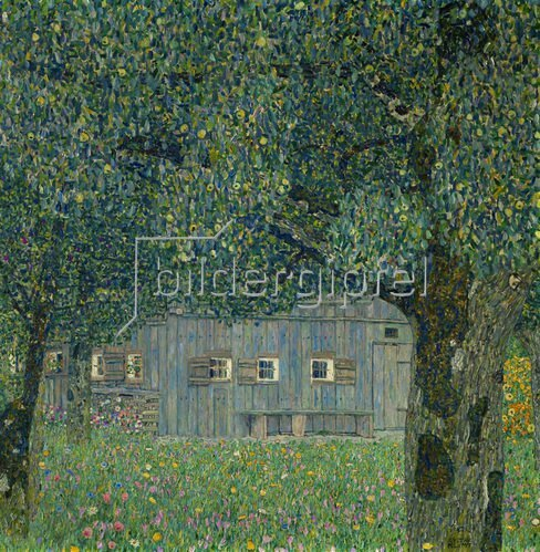 Gustav Klimt: Oberösterreichisches Landhaus 1914