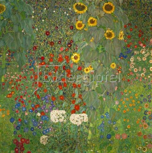 Gustav Klimt: Sonnenblumen. 1912