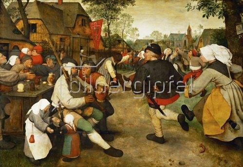 Tanzende Bauern 1568