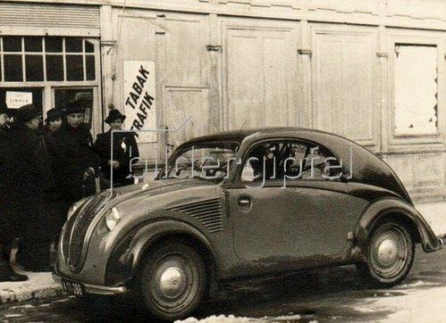Auto. Photographie. um 1940