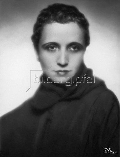 Madame d' Ora: Die Modeschöpferin Madame Agnés