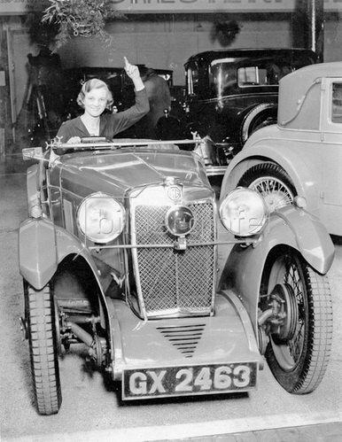 Photographie. Islington, England. 13.05.1933.