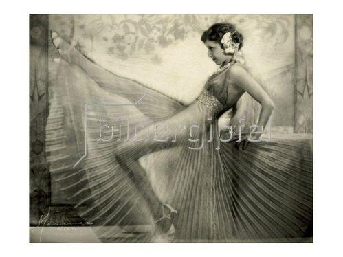 Manassé: Die Tänzerin und Schauspielerin La Jana, um 1930