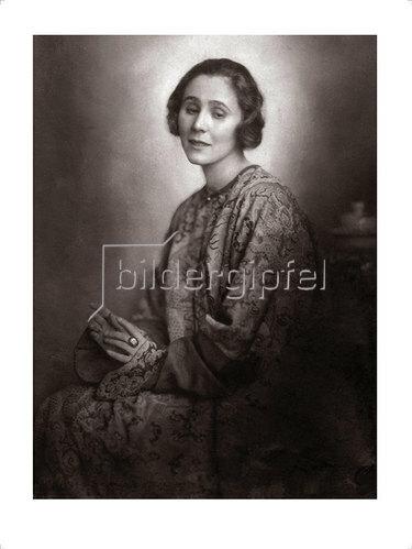 Franz Xaver Setzer: Grete Wiesenthal in Seidenkimono, ein Geschenk von Hugo von Hofmannsthal