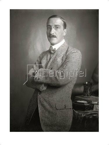 Franz Xaver Setzer: Stefan Zweig, 1920