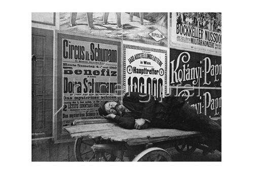 Emil Mayer: Eingeschlafen in Wien,  Juni 1910