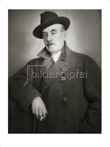 Franz Xaver Setzer: Giacomo Puccini. 1923