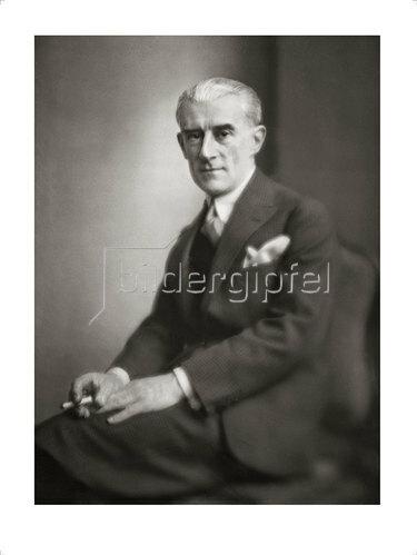 Franz Xaver Setzer: Maurice Ravel. 1929