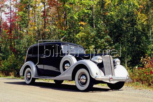 1938er Packard Super Eight