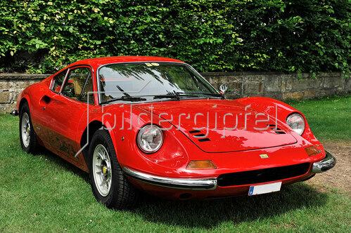 Ferrari 246 GT DINO, Baujahr 1973