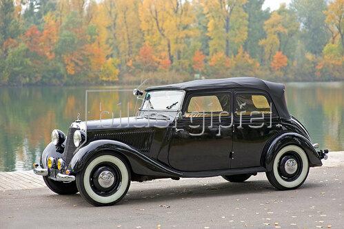 Mercedes 170D, Baujahr 1938