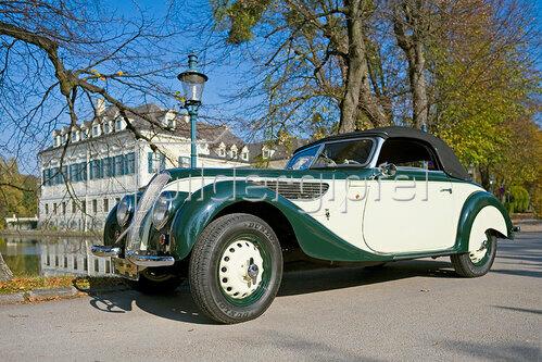 BMW 327-28, Cabrio, Limousine, Baujahr 1939