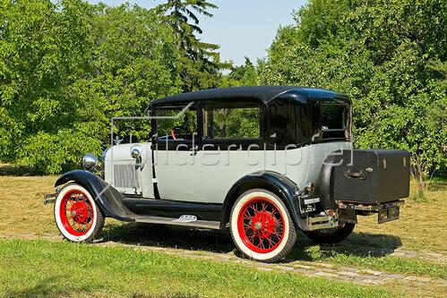 Ford Modell A Tudor, Baujahr 1928