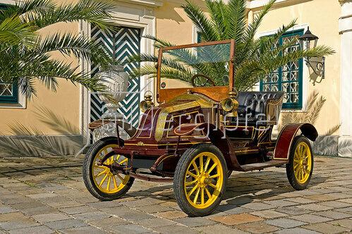 Renault AX, Baujahr 1908