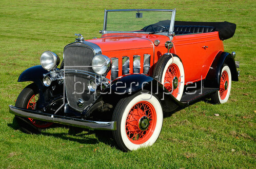 Chevrolet Landau Phanteon Deluxe 1932, eines von nur 600 Exemplaren