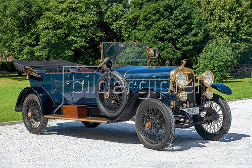Hispano-Suiza T16, Baujahr 1917