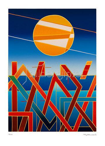Ludwig Gebhard: Constructed Landscape 1995