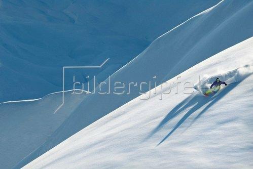 Michael Reusse: Alpen, Österreich, Arlberg, Lech, Ski