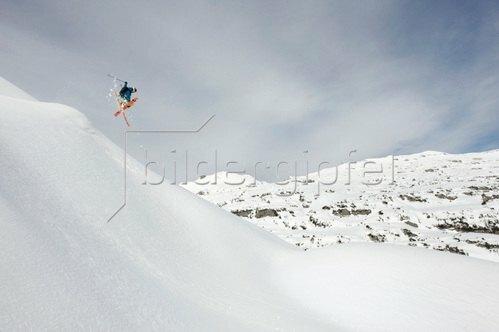Michael Reusse: Kleinwalsertal, Ski