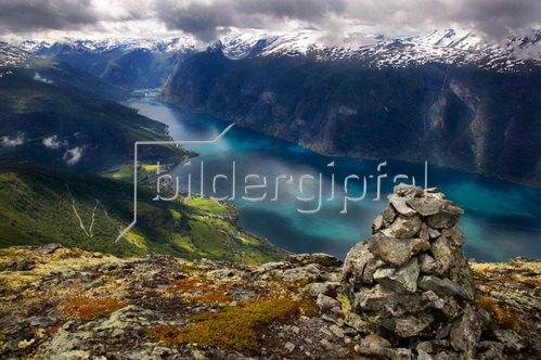 Michael Reusse: Europa, Norwegen, Aurlandsfjord