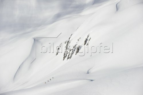 Michael Reusse: Freeriding: Kleine Menschen, große Berge.