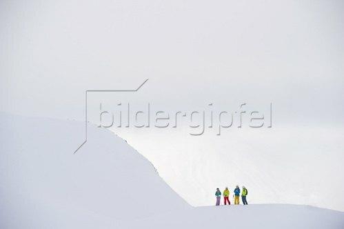 Michael Reusse: Freeriding_ Auf geht´s.