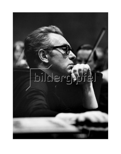 Werner Neumeister: Geza Anda in München, Herkulessaal 1968
