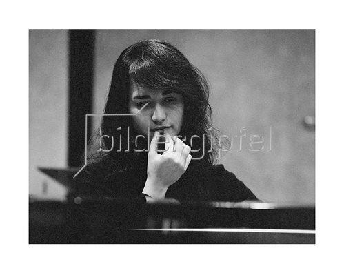Werner Neumeister: Martha Argerich in München, 1966