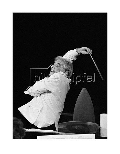 Werner Neumeister: Leonard Bernstein in München, Herkulessaal 1981