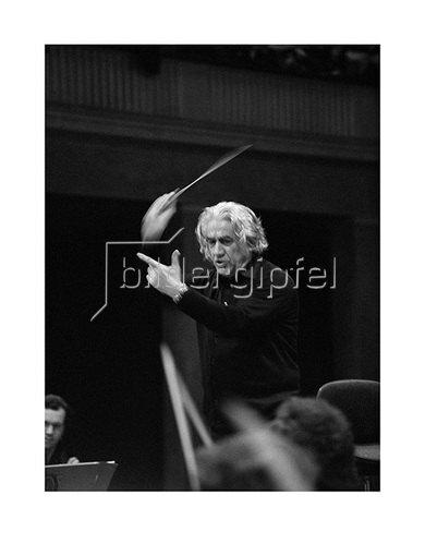 Werner Neumeister: Sergiu Celibidache in München, Herkulessaal 1979