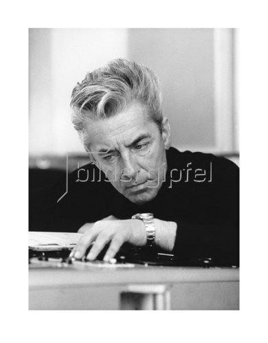 Werner Neumeister: Herbert von Karajan 1967