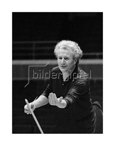 Werner Neumeister: Sir Colin Davis