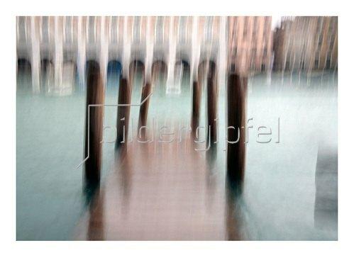 Hassmann Peter: Venezianische Ansicht 5