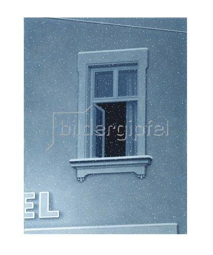 Quint Buchholz: Fenster und Schnee