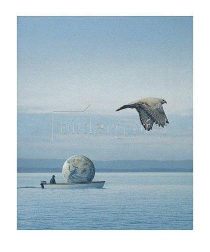 Quint Buchholz: Erde und Taube