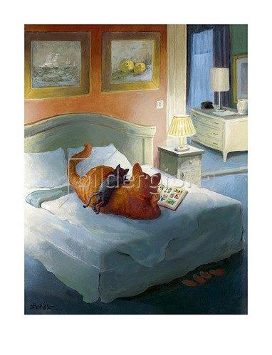Rudi Hurzlmeier: Micky Maus  (Modernes Miezhaus)