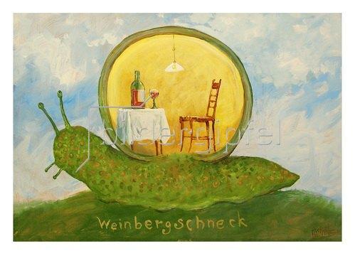 Rudi Hurzlmeier: Weinbergschneck