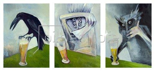 Reinhard Michl: Weißbier Triptychon