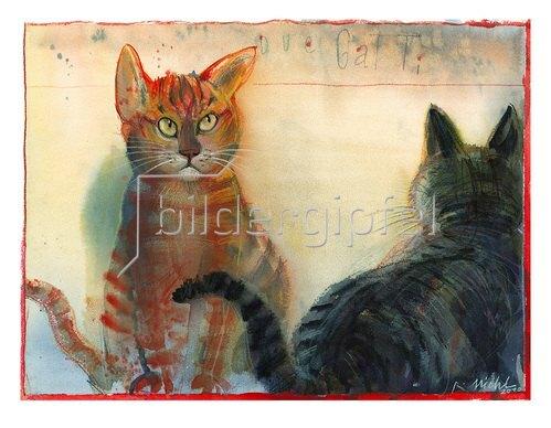 Reinhard Michl: Due Gatti due