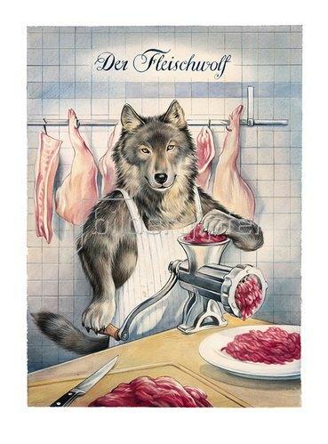 Reinhard Michl: Der Fleischwolf 1