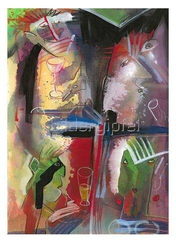 Reinhard Michl: Happy Hour, 2010