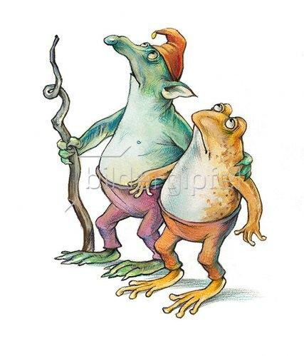 Reinhard Michl: Lurch und Frosch