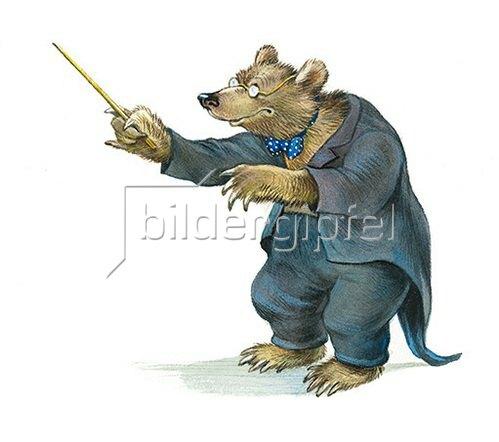 Reinhard Michl: Dirigentenbär