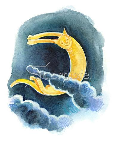 Reinhard Michl: Mauz im Mond