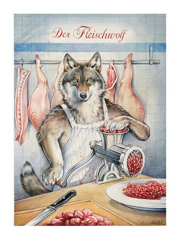 Reinhard Michl: Der Fleischwolf 2