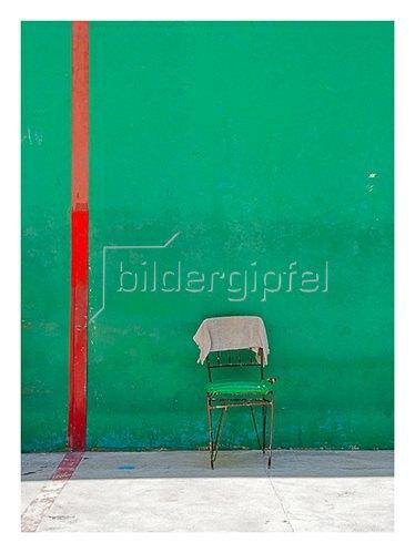 Suse Güllert: Roter Streifen